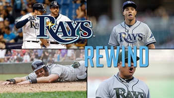Tampa Bay Rays Rewind -- May 22-28