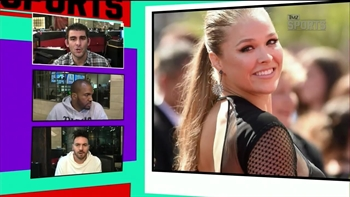 Ronda Rousey will appear on NBC's 'Blindspot' this year | TMZ SPORTS