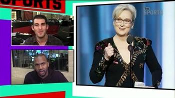 Dana White, Donald Trump react to Meryl Streep's Golden Globes speech   TMZ SPORTS