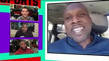 Tim Brown comments on Oakland Raiders' move to Las Vegas | TMZ SPORTS