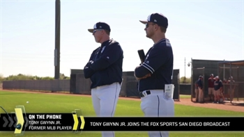 Gwynn Jr on Andy Green: 'He's a really good fit for this ballclub moving forward'
