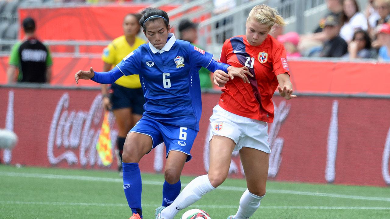 Norway vs. Thailand