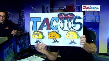 Hot Air: Let's talk about tacos