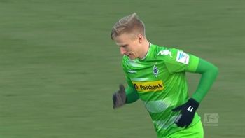Darmstadt vs. Monchengladbach | 2016–17 Bundesliga Highlights