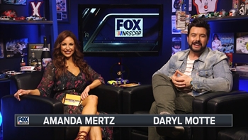 Bad NASCAR Jokes with Amanda Mertz