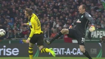 Werder Bremen vs. Borussia Dortmund | 2016–17 Bundesliga Highlights