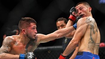 John Moraga vs. Sergio Pettis | UFC FIGHT NIGHT HIGHLIGHTS