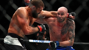 Court McGee vs. Ben Saunders | UFC FIGHT NIGHT HIGHLIGHTS