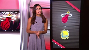 Golden State Warriors at Miami Heat - 7 p.m. - FOX Sports Sun