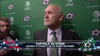Lindy Ruff talks 3-0 loss against New York Islanders