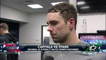 Dan Hamhuis on disappointing loss to Islanders