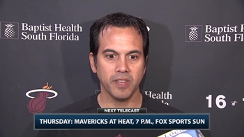 After breakthrough vs. Rockets, Spoelstra says Heat are learning how to win
