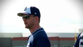 Andy Green on building a culture for the Padres