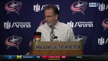 Torts: We weren't consistent in the blue tonight