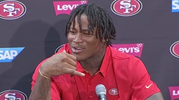 Reuben Foster hung up on the Saints before the 49ers drafted him