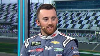 Austin Dillon Interview at Daytona Media Day | NASCAR RACE HUB