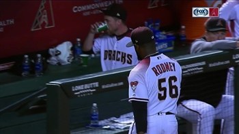 Rodney struggles and Padres pounce to down D-backs