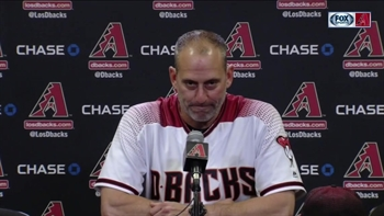Lovullo: 'A frustrating ending to a pretty well-pitched night'