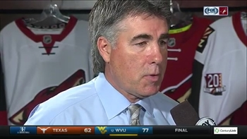 Dave Tippett: Marek jumped in and played very well