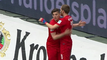 Eintracht Frankfurt vs. RB Leipzig | 2016-17 Bundesliga Highlights