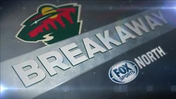 Wild Breakaway: Stewart's 3rd period fight changed momentum