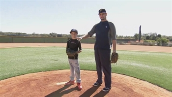 Tampa Bay Rays kids demo: Delivery fundamentals