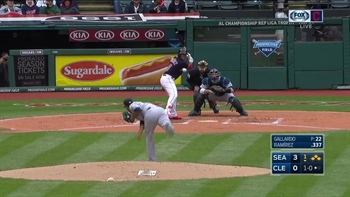 HIGHLIGHTS: Indians' big first inning is all they would need