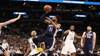 Grizzlies LIVE to GO: Spurs take 3-2 lead in series with a 116-103 victory over Memphis