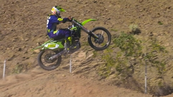 The Science of Supercross: Timing the Jumps | 2017 MONSTER ENERGY SUPERCROSS