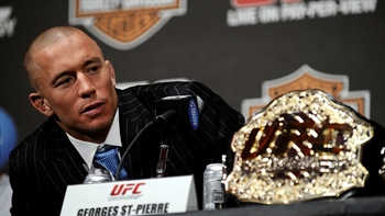 Georges St-Pierre explains why he's returning to the UFC after nearly 4 years away