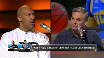 LaVar and Lonzo Ball join Colin to talk future NBA career and more | THE HERD (FULL INTERVIEW)