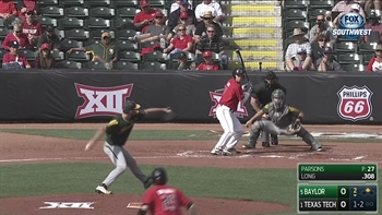 HIGHLIGHTS: Texas Tech eliminates Baylor in Big 12 Championship