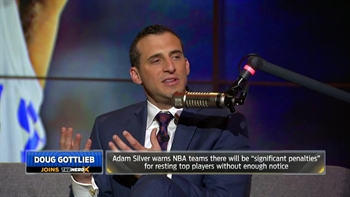 Doug Gottlieb announces his move to FS1 | THE HERD (FULL INTERVIEW)