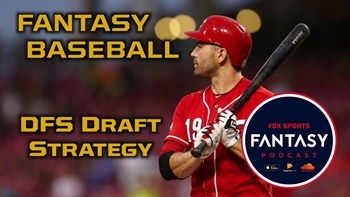 DFS Fantasy Baseball Advice and Strategy