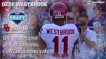 Big 12 players in NFL Draft: Oklahoma WR Dede Westbrook