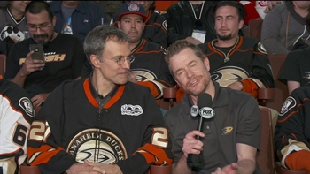 Ducks Live: Scott Niedermayer on the 10th anniversary of the Ducks' Stanley Cup