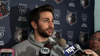 Ricky Rubio on staying with Timberwolves