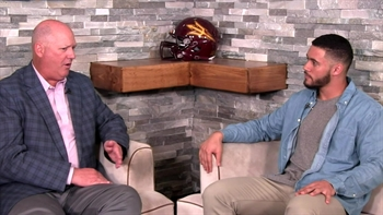 D.J. Foster reflects on Patriots' Super Bowl run
