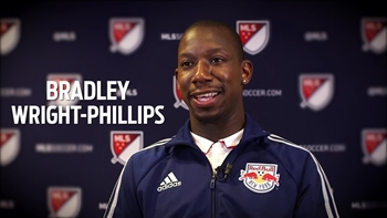 Bradley Wright-Phillips is the most prolific MLS goalscorer in a three-year span