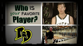 Bucks Center Stage: Steve Novak