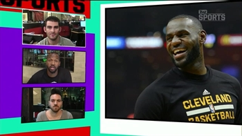 LeBron James opens school for at-risk students in Akron | TMZ SPORTS