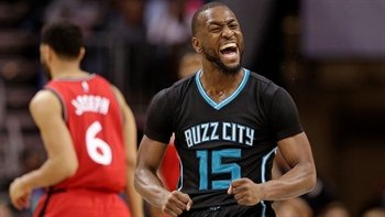 Hornets president Fred Whitfield: Kemba Walker 'playing at an All-Star level'