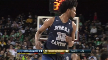 Prep Zone, Semifinals: Marvin Bagley III from deep