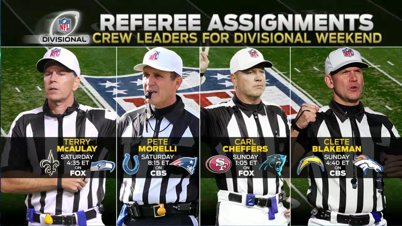 referee assignment