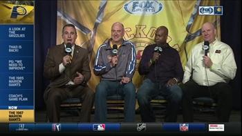 Eric Ewer, Daric Keys and Kyle Persinger reminisce about 1987 Marion season