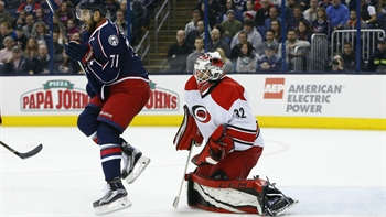 Hurricanes LIVE To Go: Canes make a comeback, but can't finish it off against the Blue Jackets