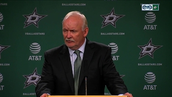 Lindy Ruff on 5-2 win over Arizona