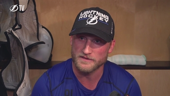 Lightning's Steven Stamkos moving closer to return