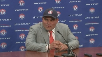 Hall of Fame 'dream come true' for Pudge Rodriguez