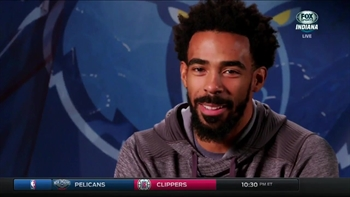 Mike Conley reflects on his days as a prep star in Indy